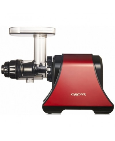 Oscar DA 1200 Estrattore a bassa velocità Red/Black